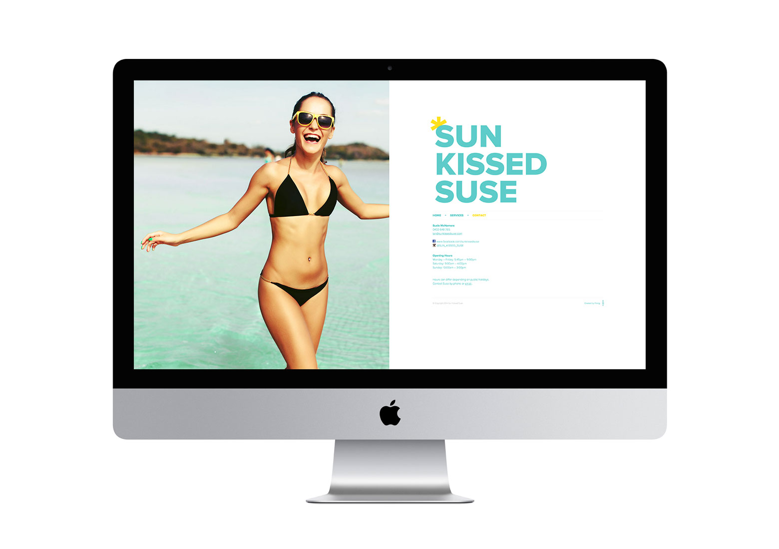 Sunkissed Suse by Rising Creative