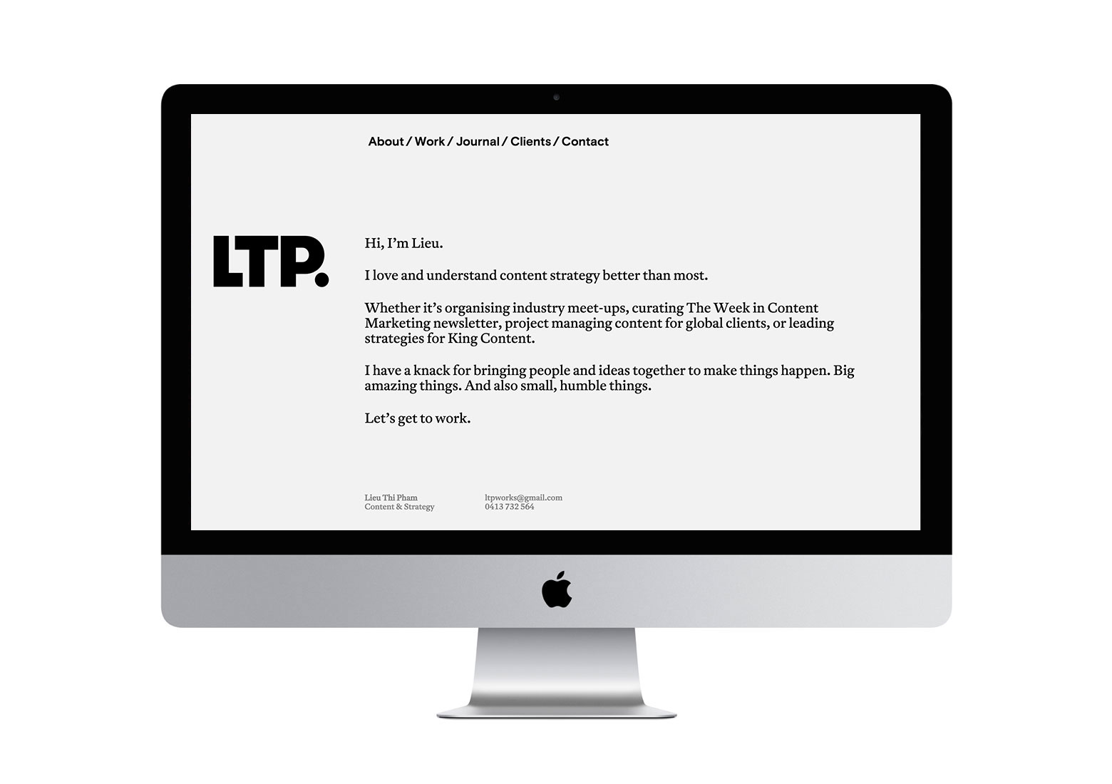 LTP by Rising Creative