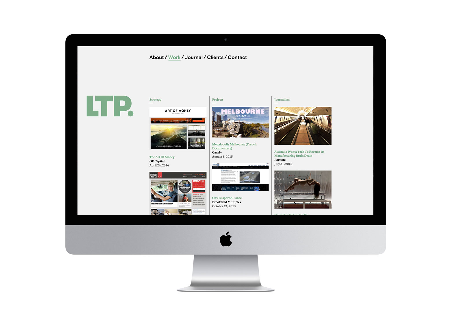 LTP Works by Rising Creative